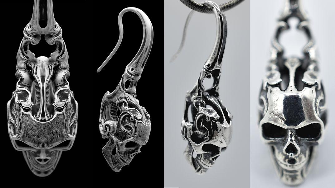 Rendering VS 3Dprint