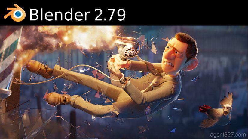 Blender 2.79: il Denoiser per Cycles. E molto altro.