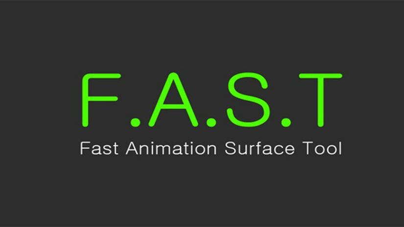 F.A.S.T - Fast Animation Surface Tool