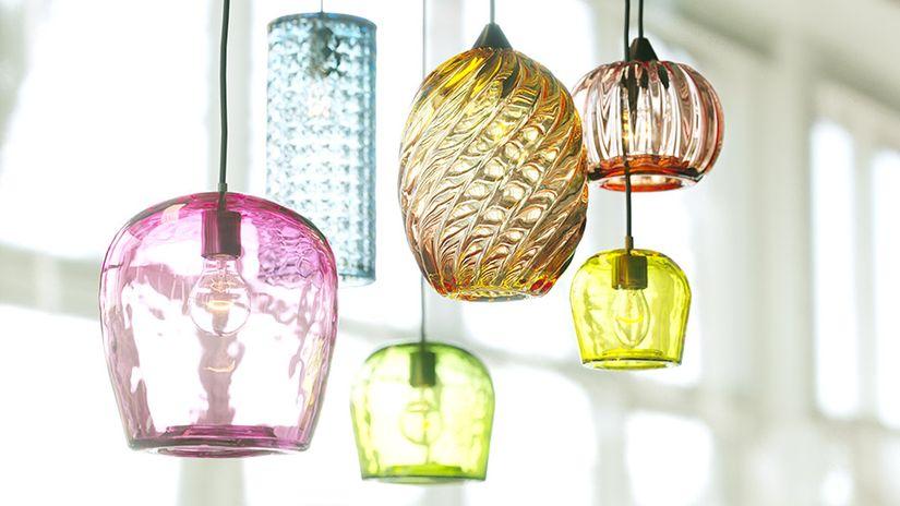 Lampadari da soffitto in vetro da scaricare gratuitamente