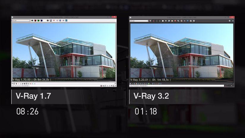 V-Ray upgrade promo - Last call