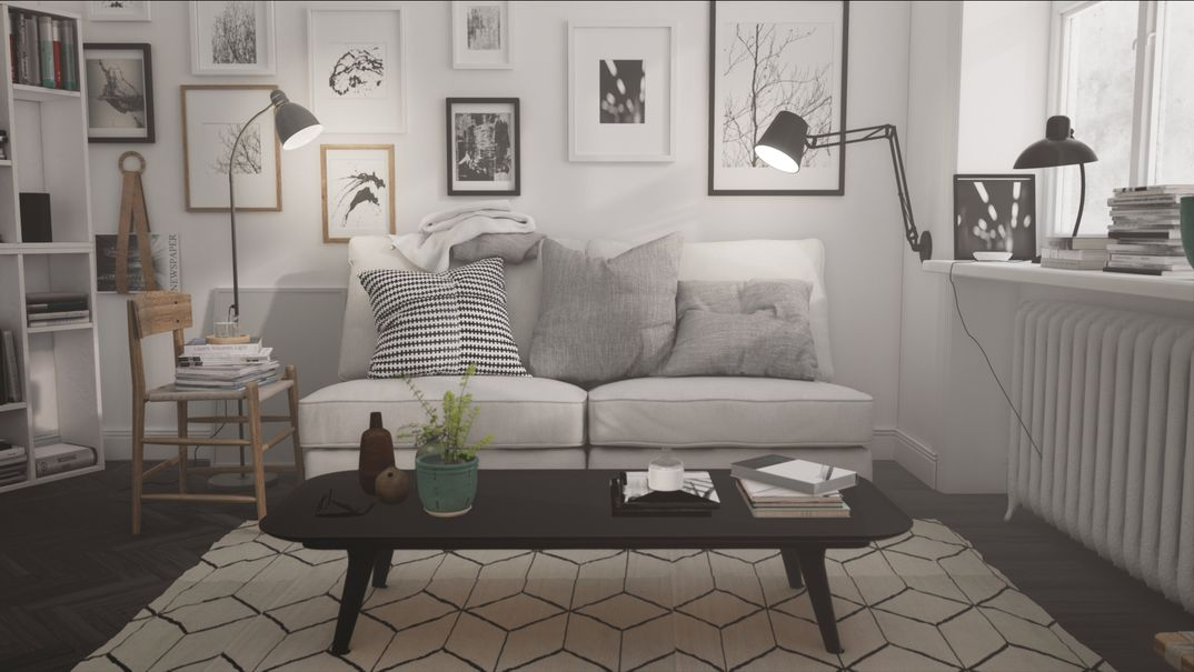 Scandinavian Animation Unreal Engine 4