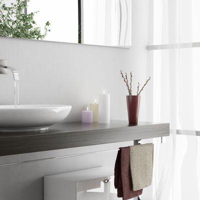 Interior bathroom render