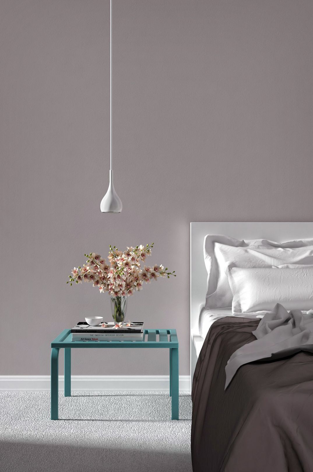 Restyling Inspired Bedroom