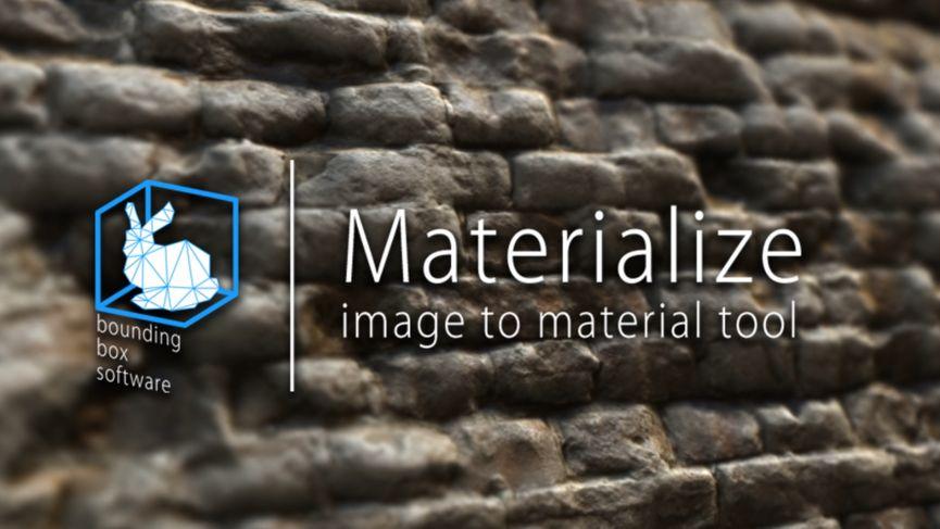 Materialise: l'applicazione gratuita per generare mappe PBR da una foto