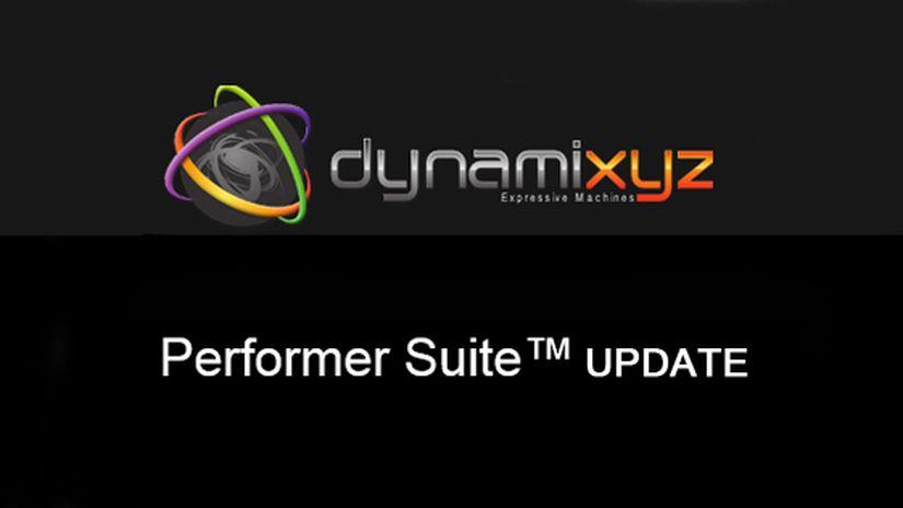 Performer Suite updates