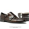 3d modeling and rendering man shoe and belt