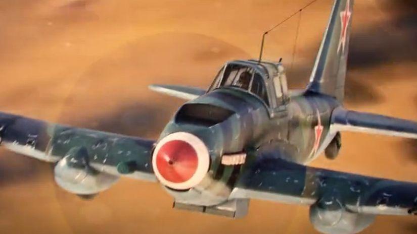 World of Warplanes: Trailer 3