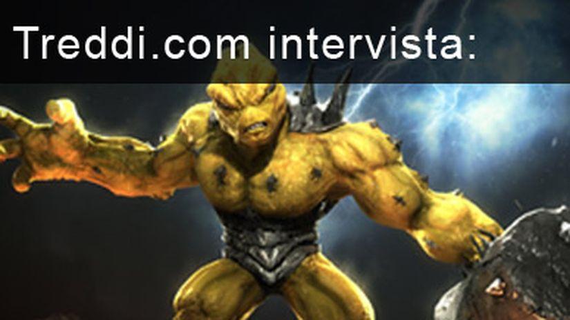 Treddi.com Intervista Mauro Baldissera