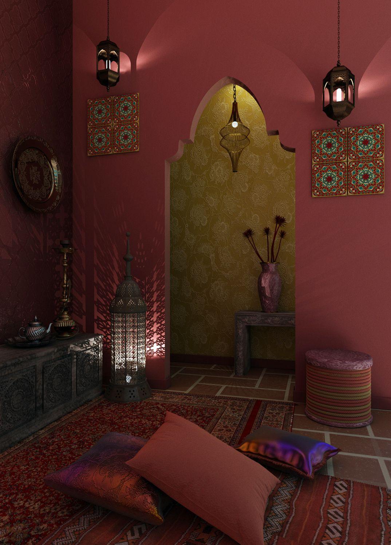 rincón marroquí