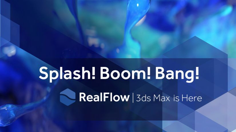 RealFlow per 3ds Max 1.0