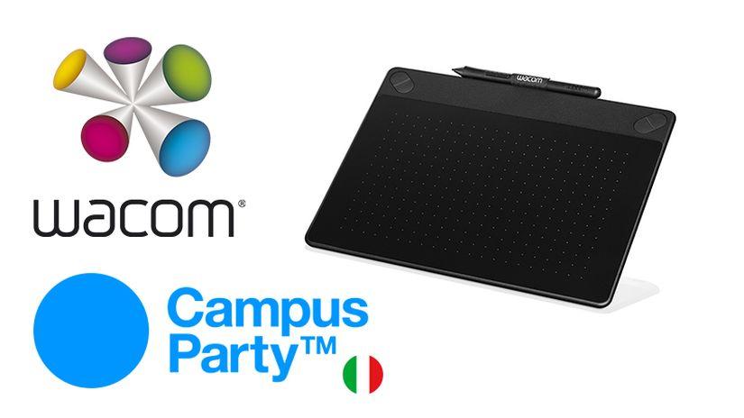 #CPIT1 - Wacom con Treddi @ Campus Party