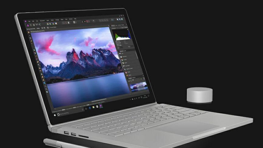 Affinity Photo e Affinity Designer: disponibili le versioni Trial per Windows