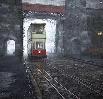 Blackpool Standard Tramway