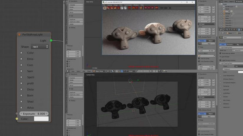 RenderMan per Blender: due tutorial di Chris Folea