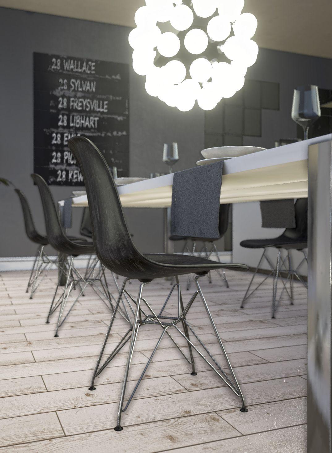 Interior scene animation Unreal Engine 4.13