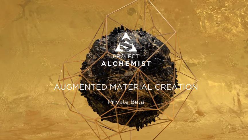 Allegorithmic presenta Project Alchemist