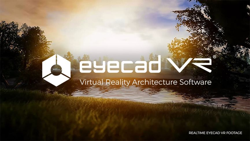 eyecad VR PRO - Creazione di paesaggi e video per l'archviz in tempo reale