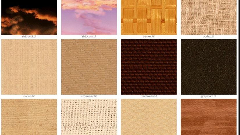 Pixar One Thirty: una libreria di 130 texture gratuite