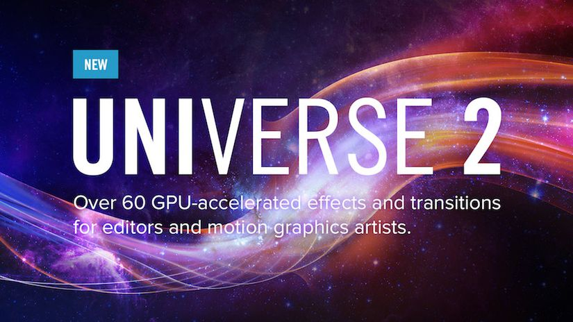 Red Giant Universe 2.0