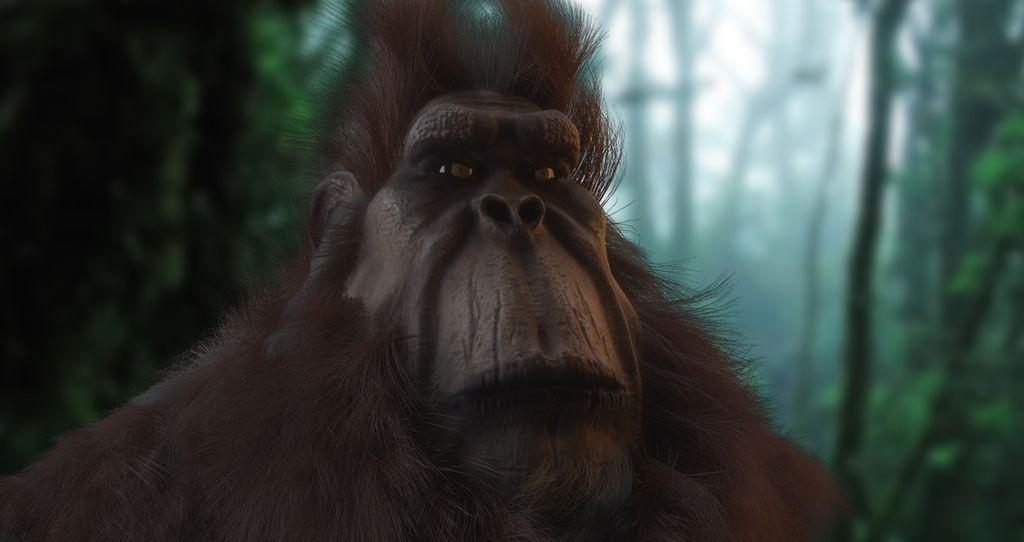 Monkey-J