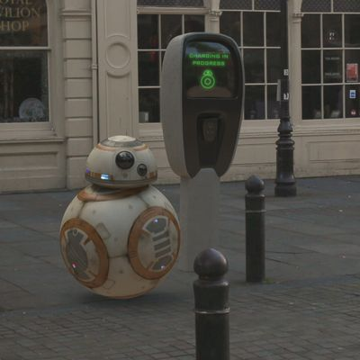 BB-8 in Brighton