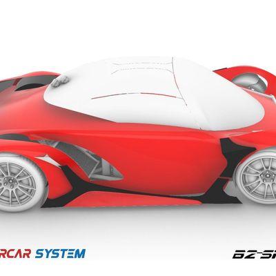 FE-500RS-D1 - B2 Spirit