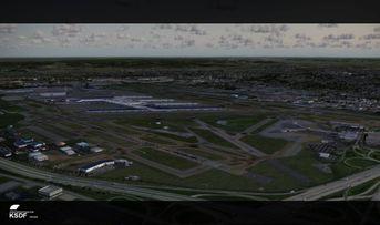 Louisville International Airport-Standiford Field