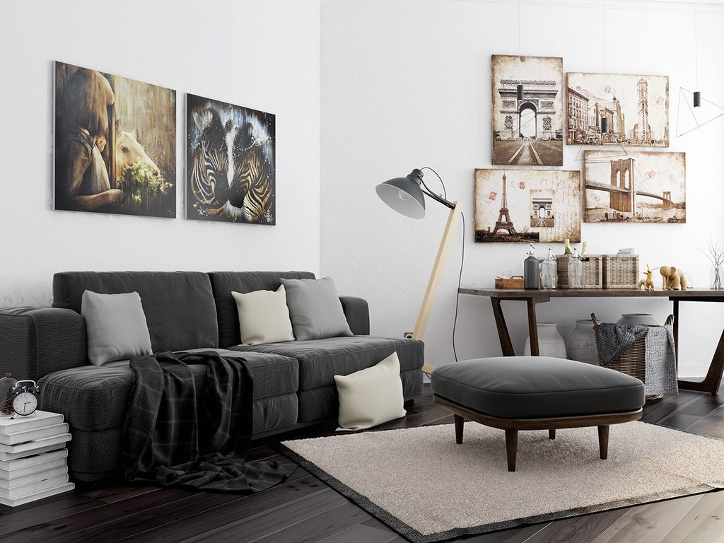 Livingroom Sunlight