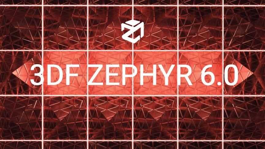 3DF Zephyr 6.0