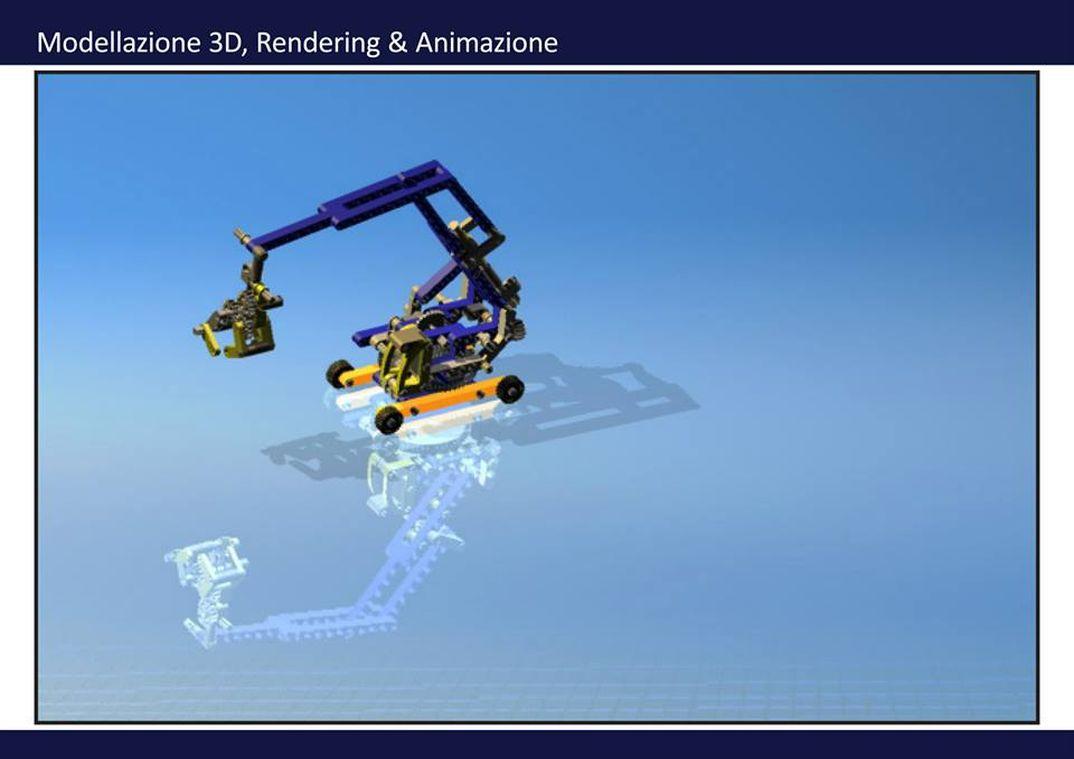 ruspa 3d - animazione