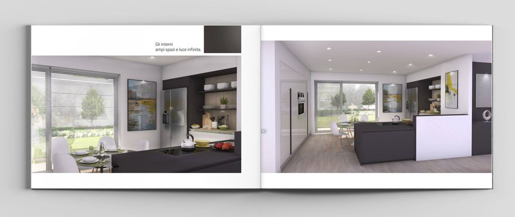 Render di esterni ed interni ville a schiera.Realizzazione brochure illustrativa progetto (4).jpg