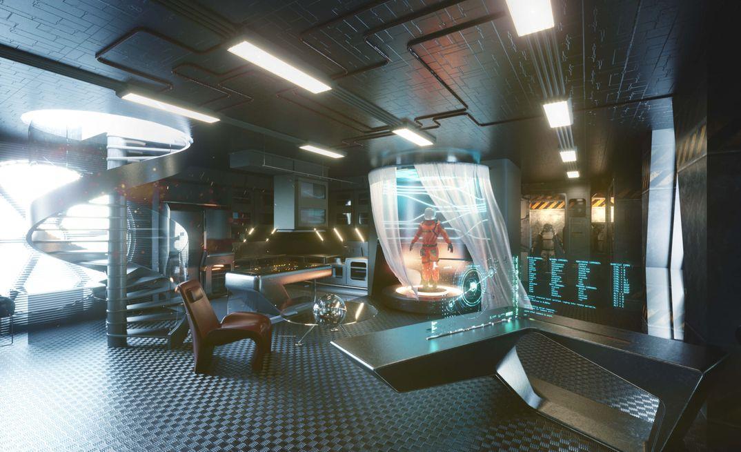 Interiors of the Future