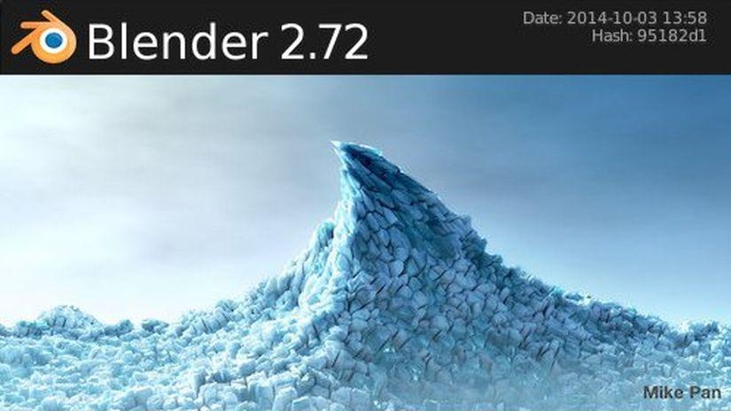 Blender 2.72