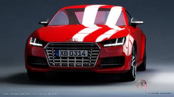 Audi TT 2014 - 2015