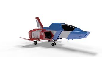 FF-X7 core fighter