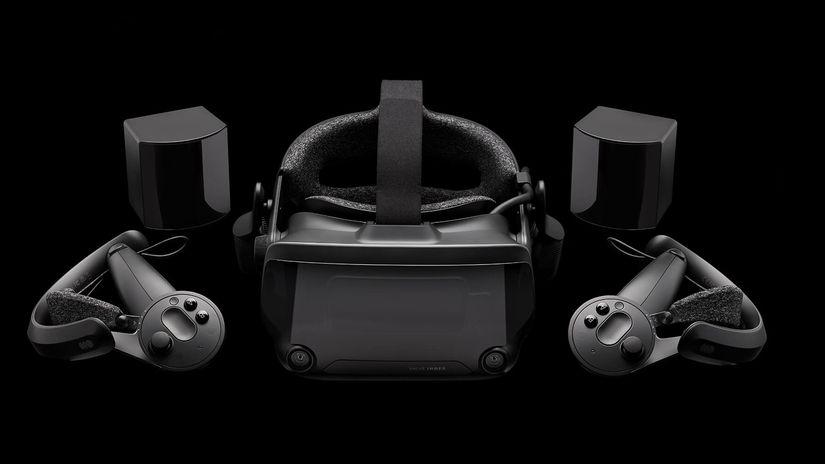 VALVE INDEX - il kit VR più atteso è finalmente disponibile