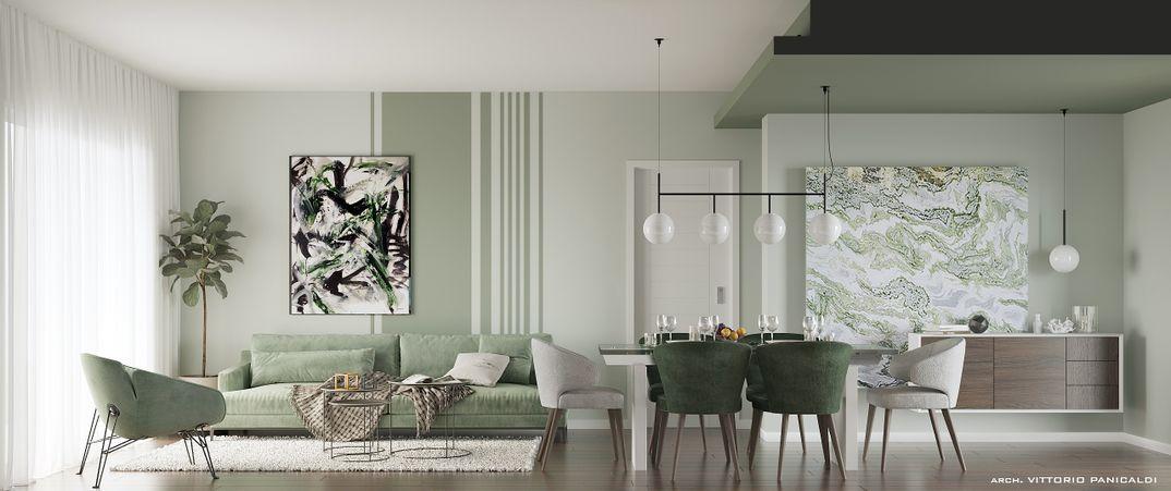 Work in progress Interior design new Apartment in Montesilvano Pescara