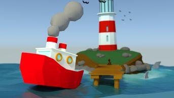 The Lighthouse island