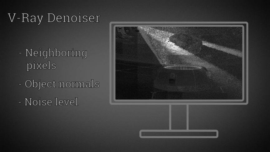 V-Ray per 3ds Max: Denoiser tutorial