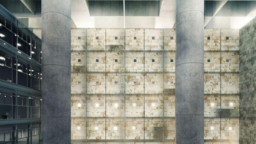 """Making of: """"Caja Granada di Alberto Campo Baeza"""""""