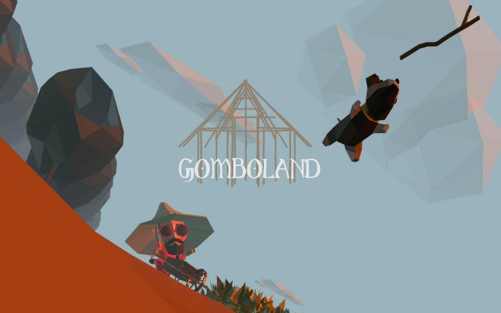 GOMBOLAND | Cortometraggio Lowpoly 3D - 16 minuti