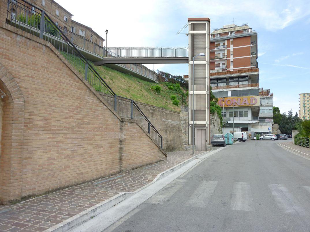 Ascensore a Sant'Elpidio a Mare (FM)