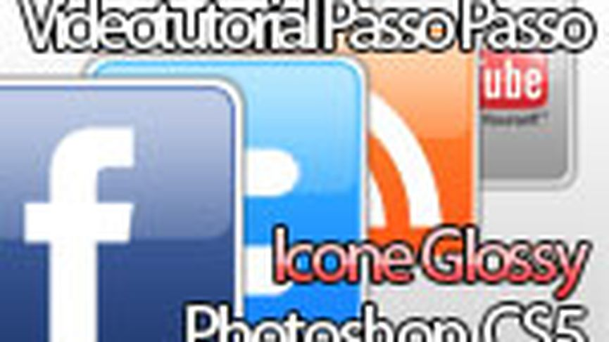 Icone Glossy con Photoshop