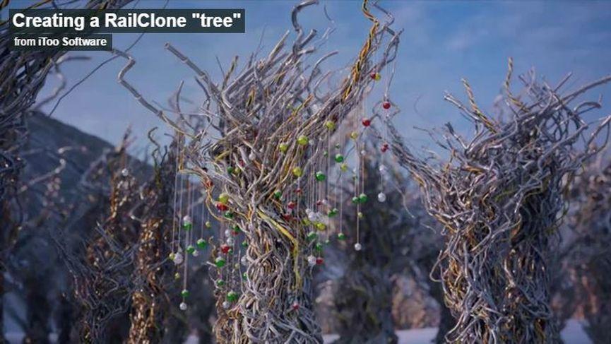 "Creating a RailClone ""tree"""