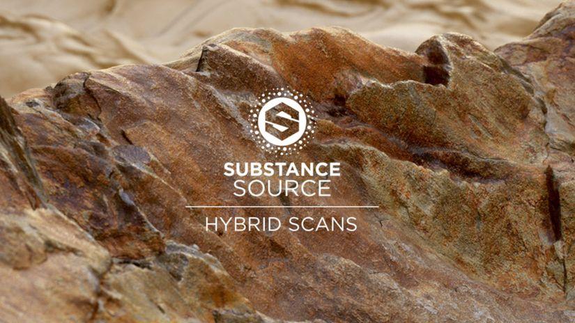 75 nuovi materiali per Substance Source