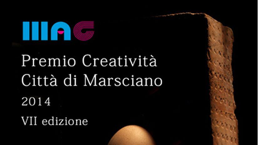 Concorso Premio Creatività Città di Marsciano 2014