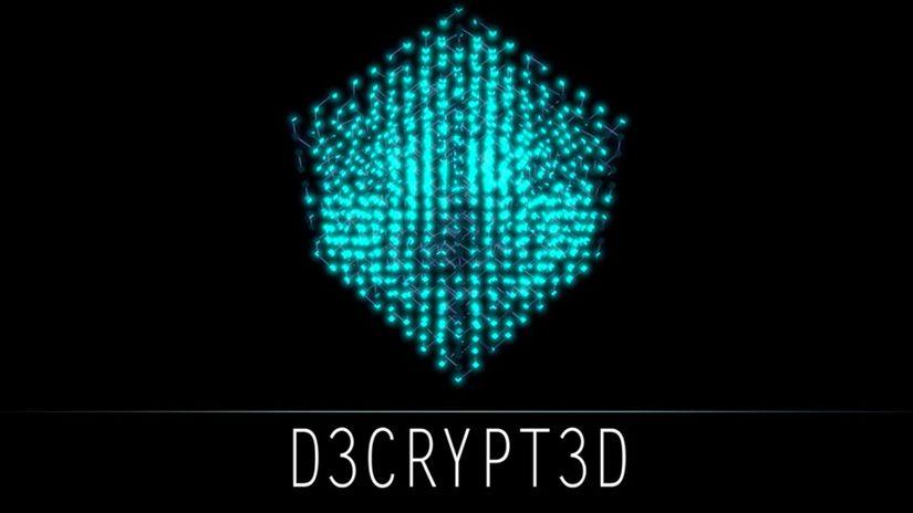 D3CRYPT3D: un tool per proteggere i propri file 3D