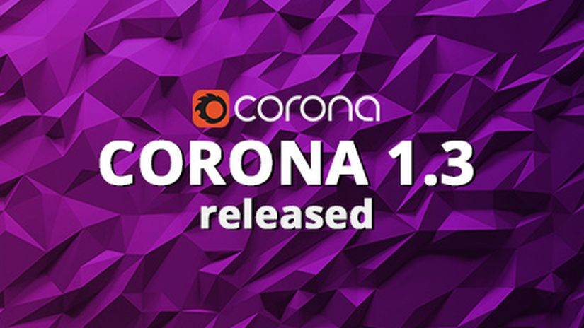 Corona Renderer 1.3 per 3ds Max