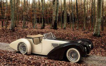 Bugatti compositing
